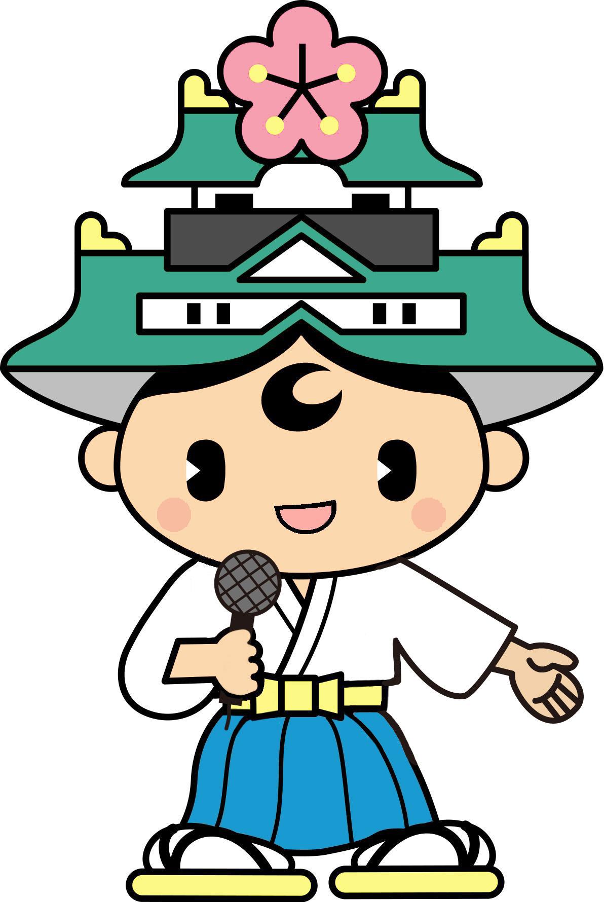 大阪市中央区 ゆめまるくん自己紹介 もっと知りたいゆめまるくんのこと 中央区マスコットキャラクター ゆめまるくん